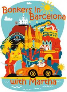 Bonkers in Barcelona logo