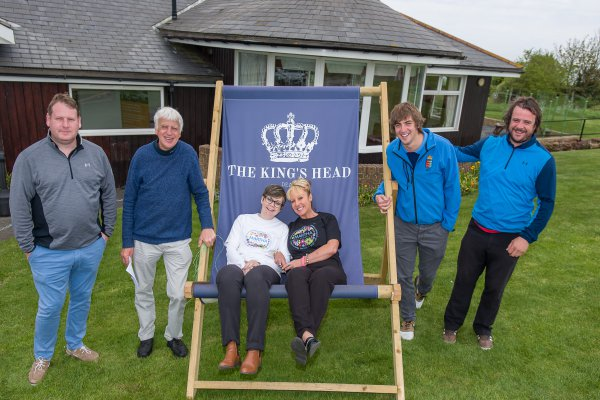 Martha Trust annual charity golf day. Walmer and Kingsdown Golf Cub, The Leas, Kingsdown, Deal CT14 8EP. 270418