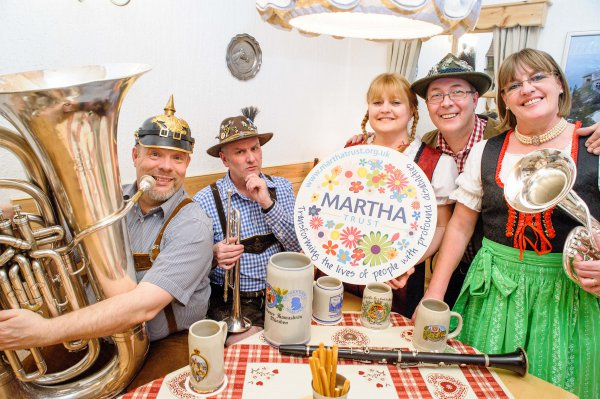 Join us for a taste of Oompah at our German Music Festival