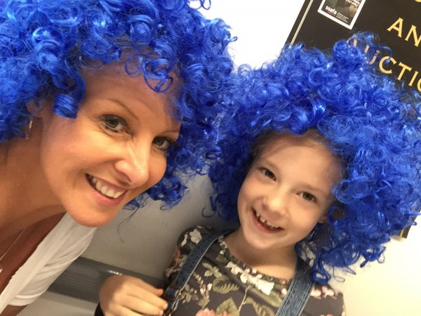 Hold a WearBlue4Martha Day at your school or work