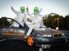 Aliens go Bonkers in Barcelona