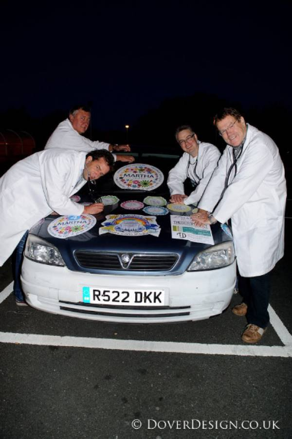 Doctors in Monte Carlo Madness