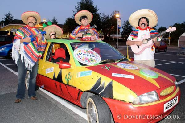 The Mexicans in Monte Carlo Madness