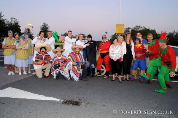 Monte Carlo Madness participants