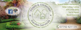 Town & Country Garden Services 4th Prize