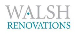 Walsh Renovations Logo
