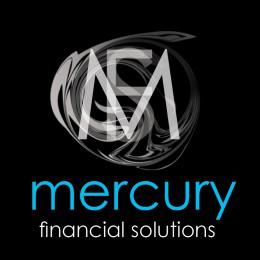 Mercury Financial Solutions Logo
