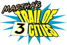 Trail of Three Cities
